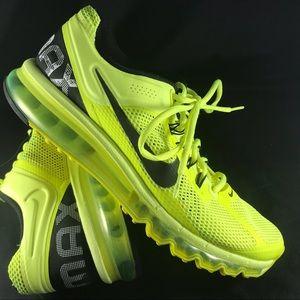 Mint condition Men's Nike Volt Air Max 2013 12.5